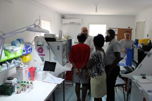 Mini-Lab MSF Haiti