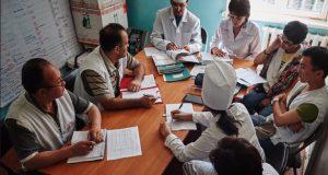 medical staff meeting field